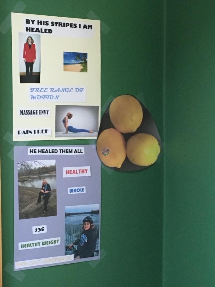 healthy vision boards 2